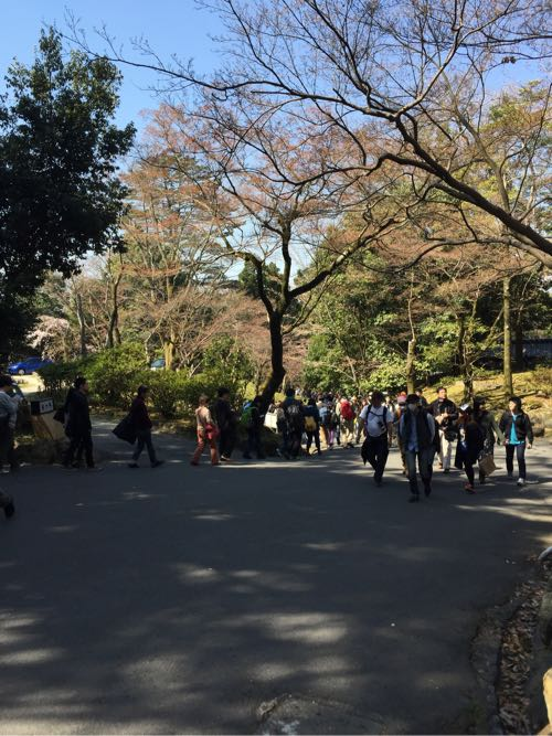 京都でのIngressイベントの始まりの時の写真